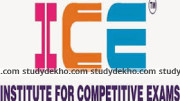ICE IAS ACADEMY  Logo