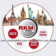 R K M Global Logo
