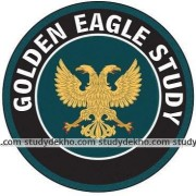 Golden Eagle Study Logo