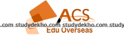 ACS Edu Overseas Logo