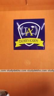 Teachers Academy Logo