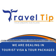 Travel Tip Immigration Services Logo