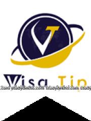 Visa Tip Logo