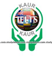 Kaur Ielts Academy Logo