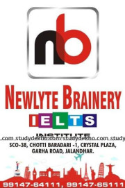 Newlyte Brainery - The IELTS Institute Logo