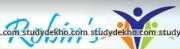 Robin's IELTS Academy Logo