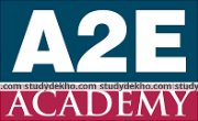 A2E Academy (Angrezi to English Academy) Logo