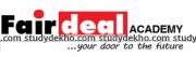 FAIRDEAL IELTS ACADEMY Logo