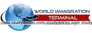 World Immigration Terminal Logo