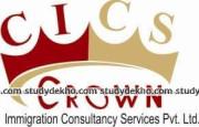 Crown Immigration Consultancy Services Pvt Ltd Logo