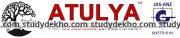 Atulya Coaching institute Logo