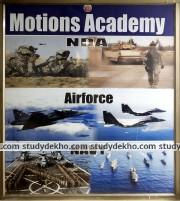 Motions Academy Logo