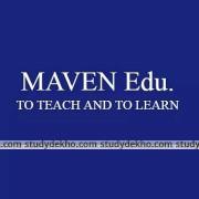 Maven Edu. Logo