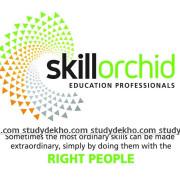 Skill Orchid Logo