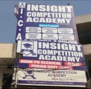 Insight Competition Academy Logo