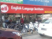 eli (English Language Institute) Logo