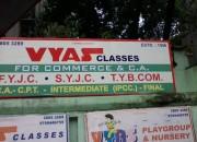Vyas Classes Logo