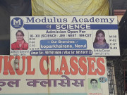 Modulus Academy Logo