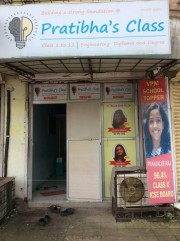 Pratibha's classes Logo
