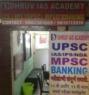 Dhruv Ias Academy Logo