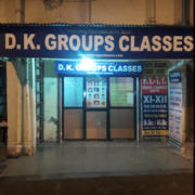 D.K.Groups Classes Logo