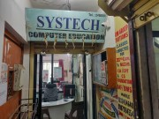Systech Computer Education Logo