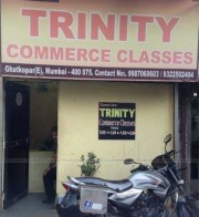 Trinity Commerce Classes Logo
