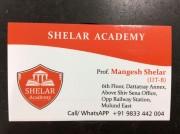 Shelar Academy Logo