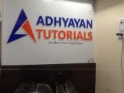 Adhyayan Tutorials Logo