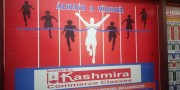 Kashmira Commerce Classes Logo