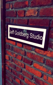 Jeff Goldberg Studio Logo
