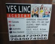 YES LINC ACADEMY Logo