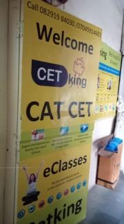 CET King Logo