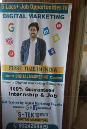 S-TEK institute of digital Marketing Gallery