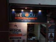 WEFOCUS PRIVATE TUITIONS Logo