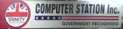COMPUTER STATION Inc. Logo