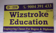 Wizstroke Education Logo
