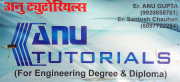 ANU TUTORIALS Logo