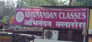 Abhinandan Classes Logo