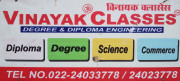 VINAYAK CLASSES Logo