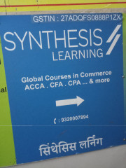 SYNTHESIS LEARNING Logo