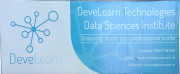 Develearn Technologies Data Sciences Institute Logo