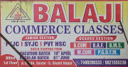 BALAJI COMMERCE CLASSES Logo