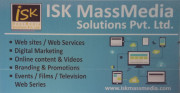 ISK MassMedia Solutions Logo