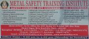 Metal Safety Training Institute Logo