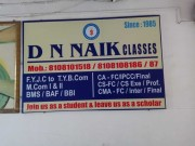 D N NIKE CLASSES Logo