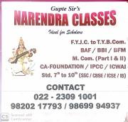 NARENDRA CLASSES Gallery