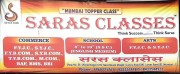 SARAS CLASSES Logo