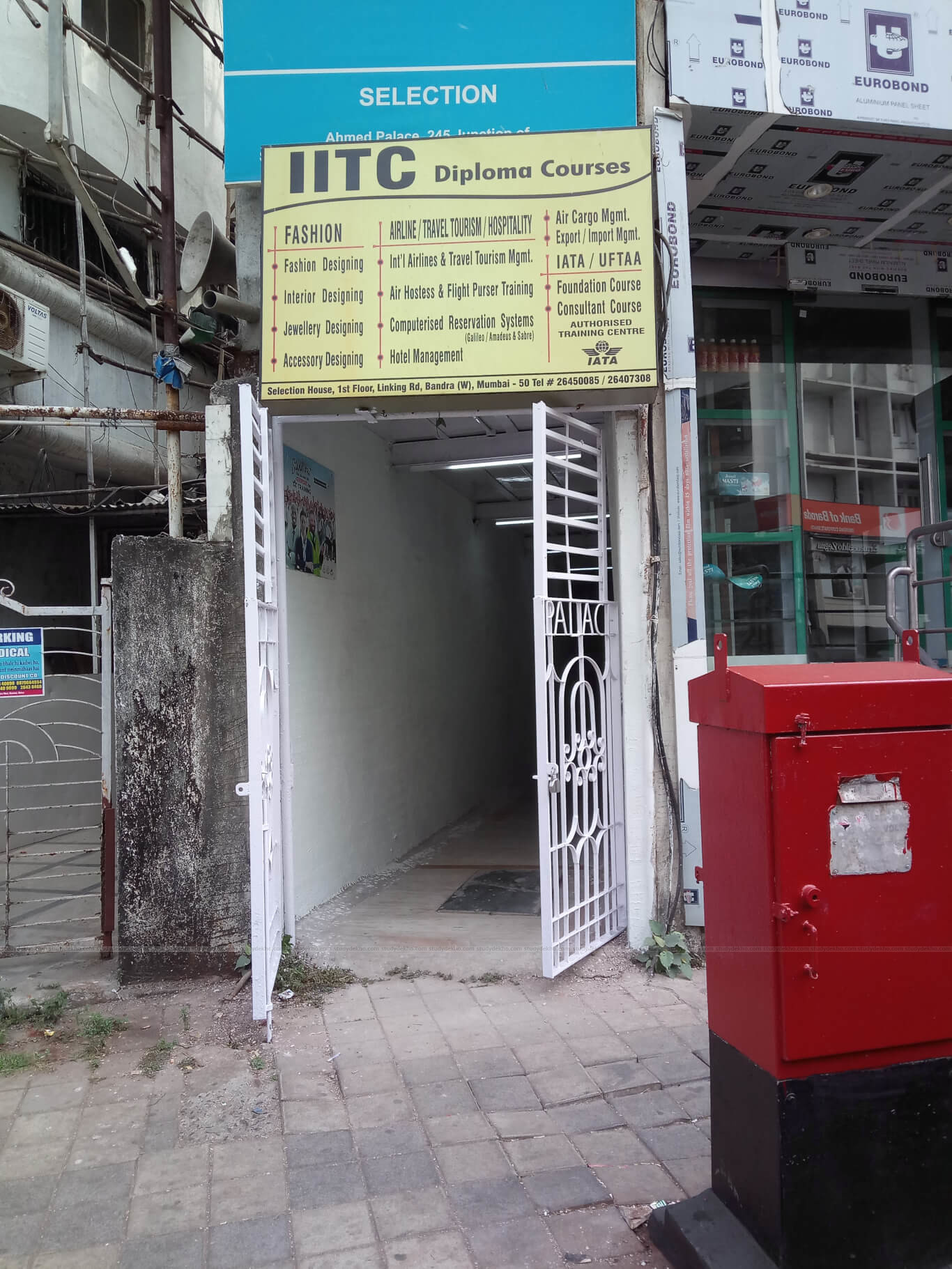 Iitc Diploma Courses Bandra Mumbai Mumbai Suburban Fees Reviews Batches Contact Ratings And More Studydekho