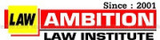 Ambition Law Institute Logo